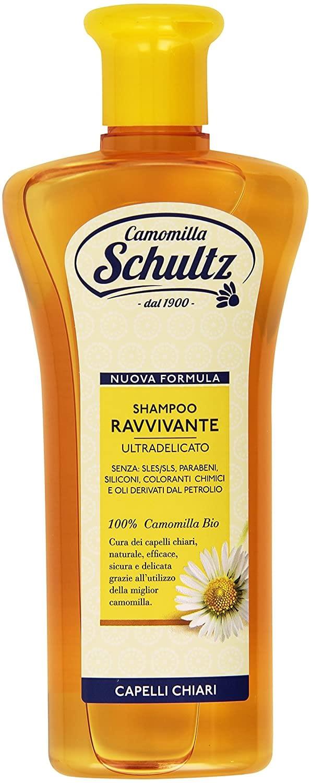 Champú esclarecedor Schultz con manzanilla