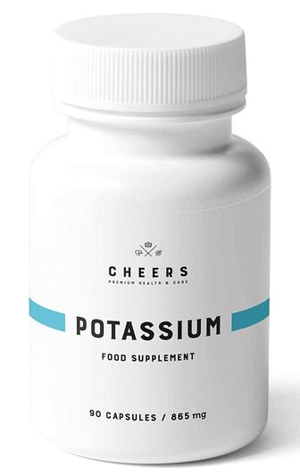 Nuestra primera opción es Cheers Potassium