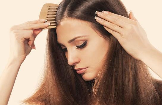 Champú para la caída del cabello para mujeres
