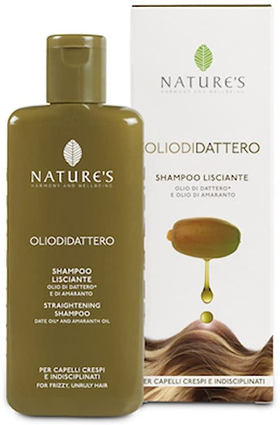 Nature 's Smoothing Shampoo Date Oil