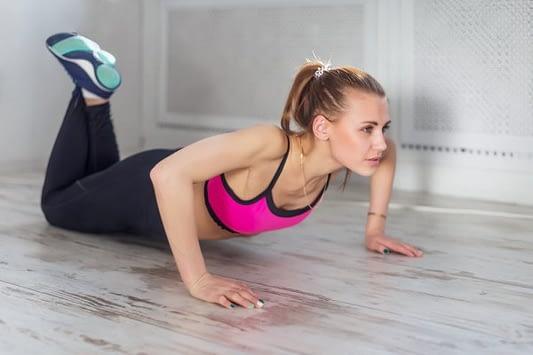Hacer deporte en casa para adelgazar