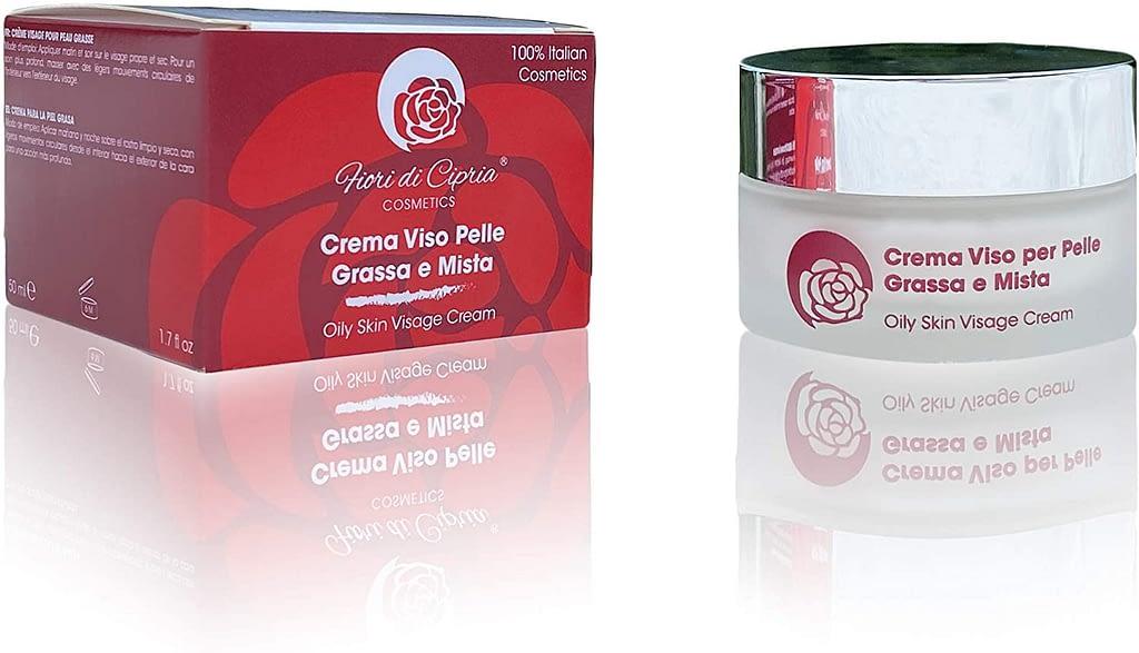 Crema facial anti-acné de Fiori di Cipria