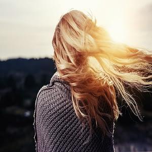 Rutina de cuidado del cabello
