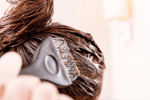 Tinte para el cabello