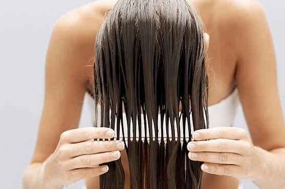 Champú para cabellos grasos