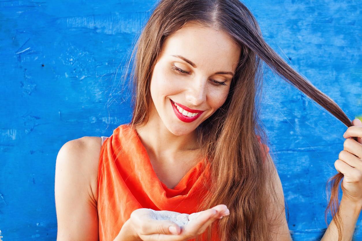 Aceites reparadores beneficiosos para el pelo