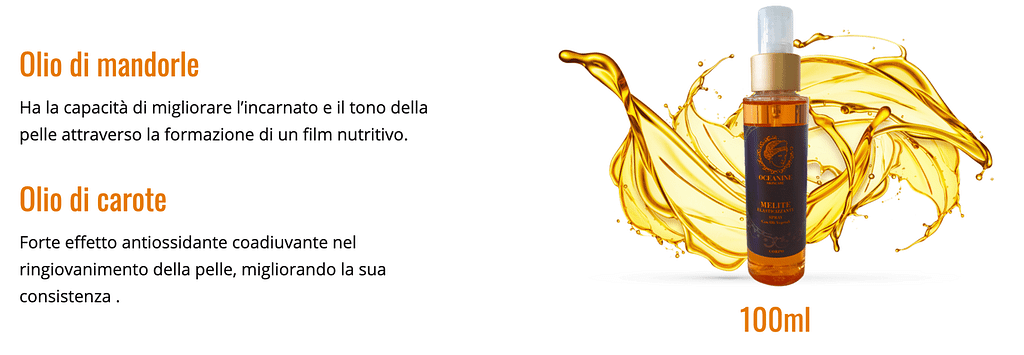 ingredientes Melite