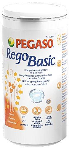Regobasic Powder Gr 250 - Complemento alimenticio a base de sales básicas