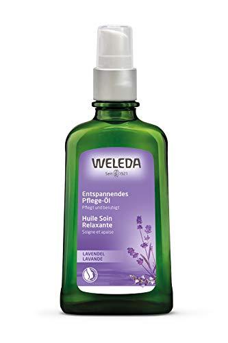 Aceite relajante de lavanda WELEDA - 100 ml.