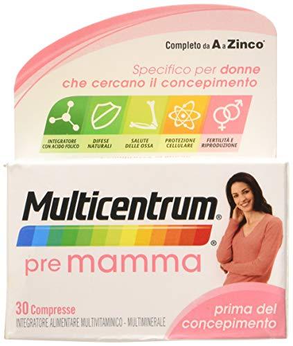 Comprimidos Multicentrum Pre Mamma Mul0100031-30