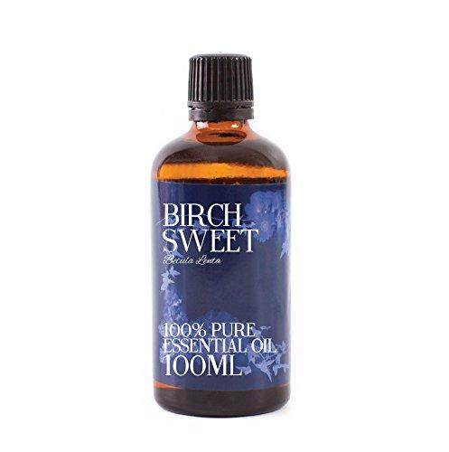 Aceite esencial Mystic Momentos Sweet Abedul - 100 ml - 100% puro