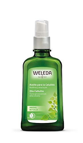 Aceite de celulitis de abedul WELEDA - 100 ml.