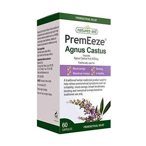 PremEeze Agnus Castus 400mg 60 cabezas