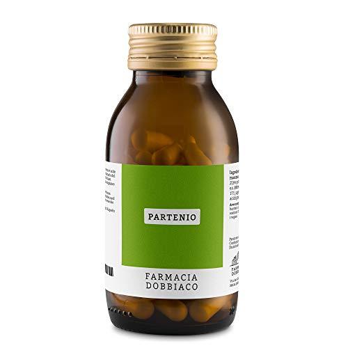 Píldoras para la cabeza, el cuello y los trastornos menstruales 60 cápsulas |  vegano |  Farmacia Dobbiaco |