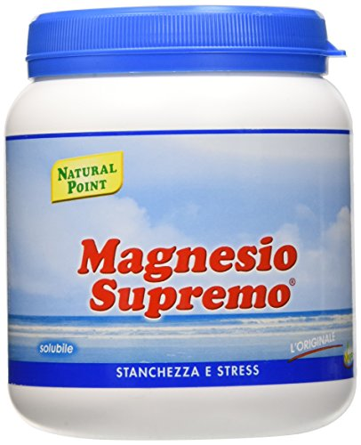 Natural Point Magnesium Supreme Soluble - 300 g, polvo