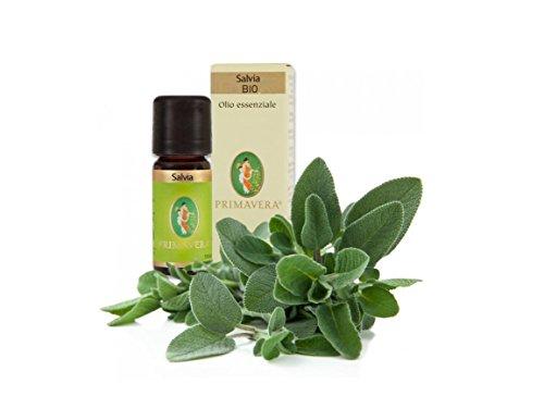 Aceite esencial de salvia - Flora