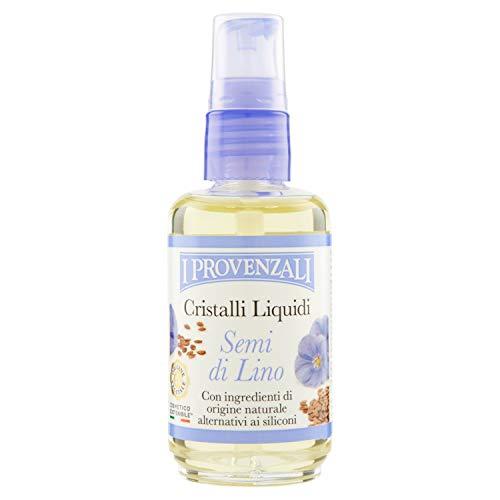 Cristales líquidos I de provenzal con semillas de lino, 50 ml