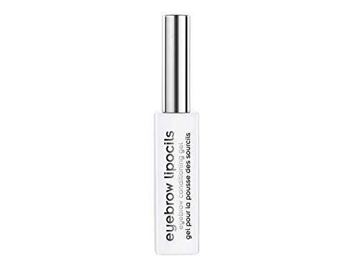 Lipocils de cejas - Talika - Activador de crecimiento de cejas - Tratamiento natural de cejas - Aplicación fácil con punta de espuma - 10 ml