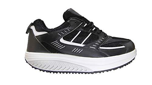 Zapatos deportivos Mapleaf para hombre Zapatos basculantes Zapatos para correr para mujer Zapatillas deportivas para gimnasia deportiva Zapatos cómodos para caminar Zapatos para adelgazar cómodas ...