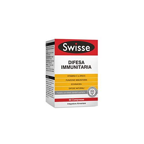 Swisse Defense Inmune, suplemento alimenticio para el sistema inmunitario, 60 comprimidos