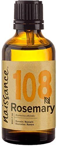 Aceite de romero Naissance - 100% aceite esencial puro - 50 ml