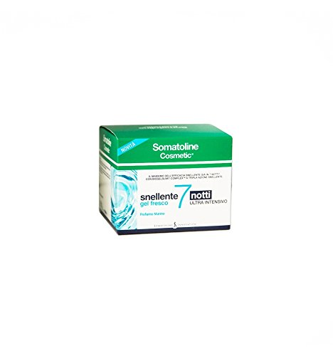 Somatoline Cosmetic Slimming 7 Nights Gel fresco - 400 ml
