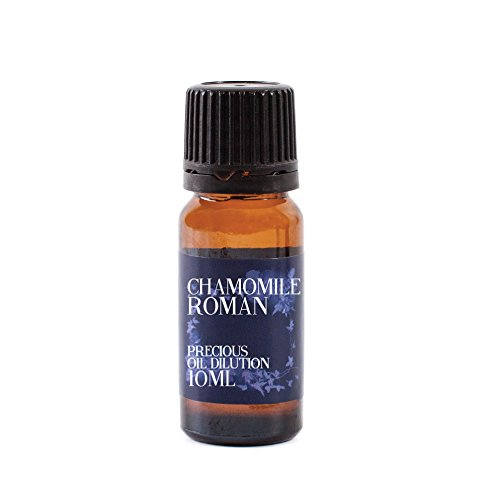 Aceite esencial de manzanilla romana diluida Mystic Momentos - 10 ml - mezcla de jojoba al 3%