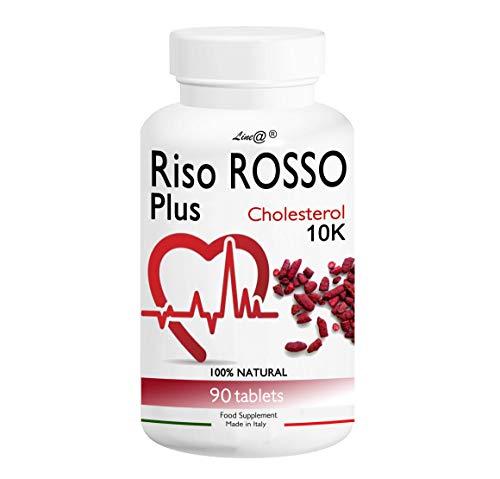 ARRICES ROJO PLUS K10 Fermentado    90 comprimidos (tratamiento POR 3 MESES)