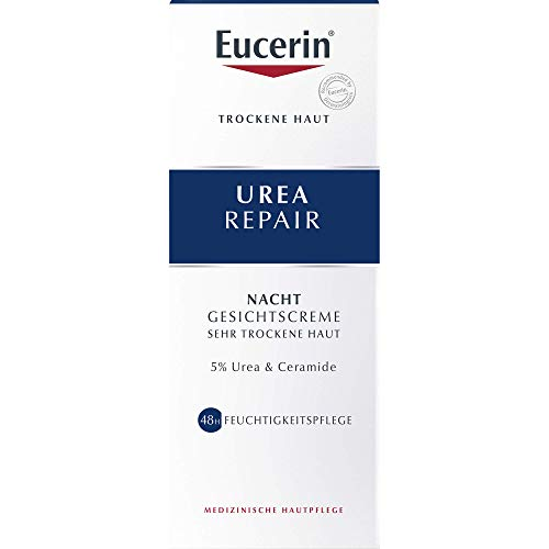 Eucerin UreaRepair 5% crema facial nocturna 50ml