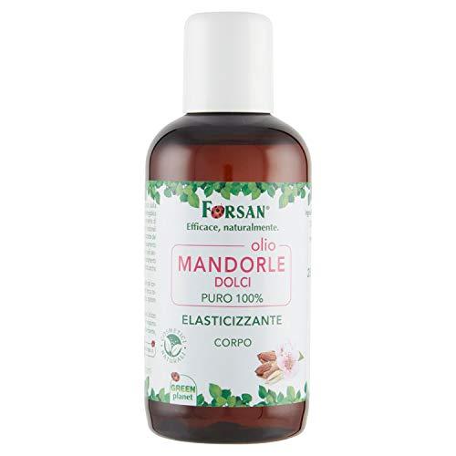 The Forsan Herbal Tradition - Aceite de almendras dulces 100% puro - Aceite sin perfumes Ideal para el cuidado de pieles secas, estrías, pelo y masajes ...