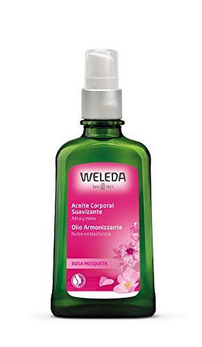Aceite de tratamiento de rosa mosqueta WELEDA - 100 ml