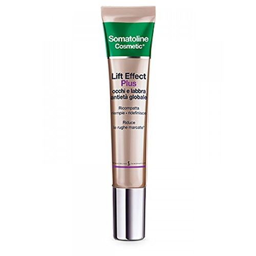 Somatoline Cosmetic Lift Effect Plus Ojos y labios - 15 ml