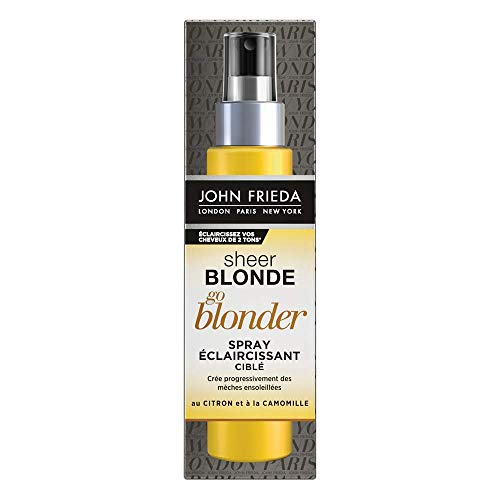 John Frieda Sheer Blonde Spray de iluminación dirigido, 100 ml