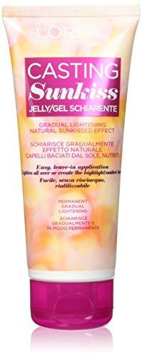 L'Oréal Paris Lightening Gel Casting Sunkiss, tinte de color marrón a rubio oscuro