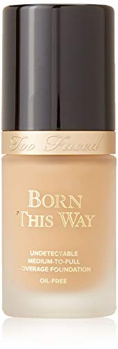 Fundación Too Faced Born This Way (Nu cálido), Nu cálido