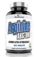 ANDERSON Arginine AKG arginine SUPPLEMENT ALPHACHETOGLUTARATE 100cpr