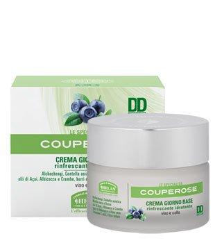 Crema de día base Helan Couperose