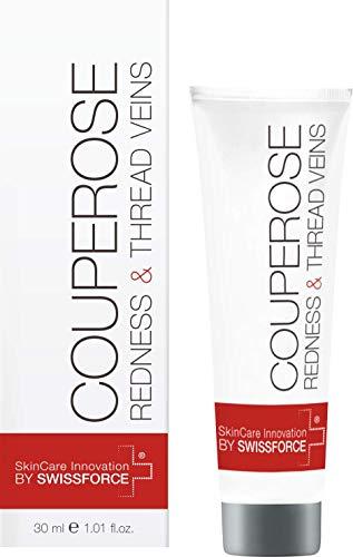 Bálsamo Couperose 30 ml - contra el rojo y los capilares visibles - complejo activo excepcional con caléndula - calidad suiza