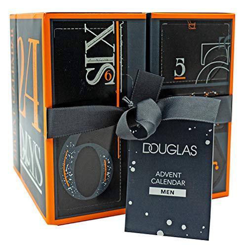 Douglas Menstyle 2020 Adviento Calendar, edición limitada para hombre, productos para el cuidado de la piel y el cuerpo
