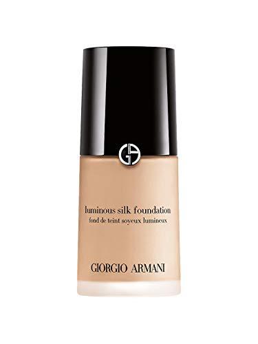 Fundación líquida de seda luminosa Giorgio Armani, 04, 30 ml