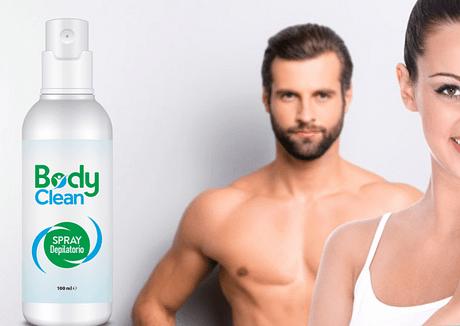 revisión del spray neto del cuerpo