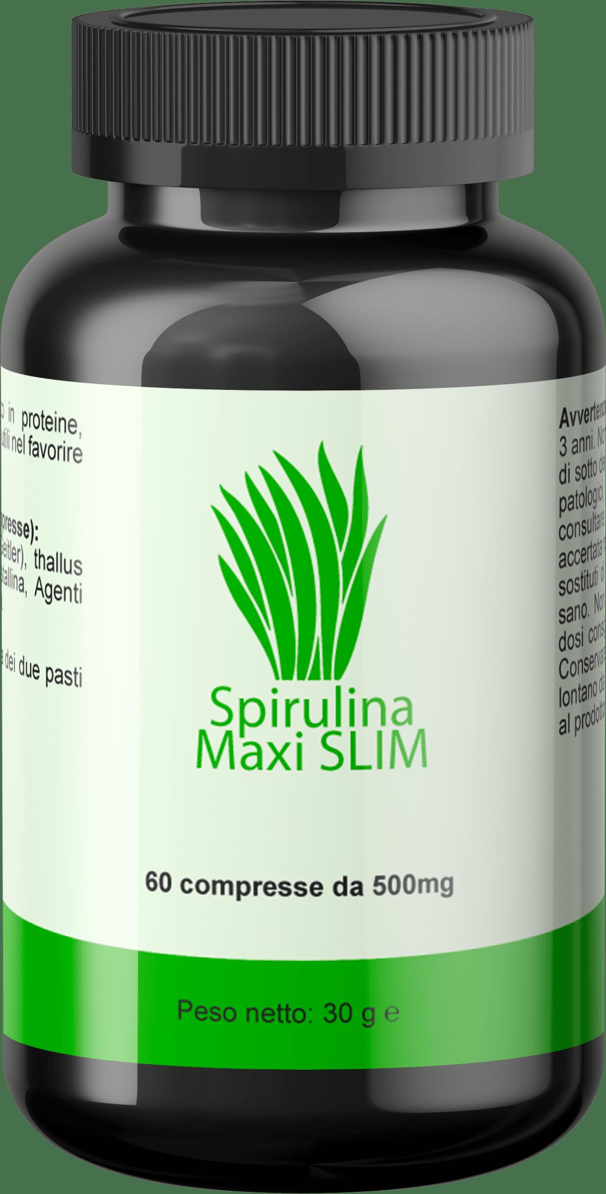 opiniones y consideraciones finales sobre maxi slim spirulina