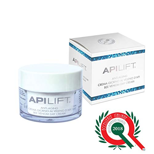Crema de día ApiLift antienvejecimiento con veneno de abeja y vitamina E