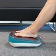 cómo funciona el masaje de acción de piernas