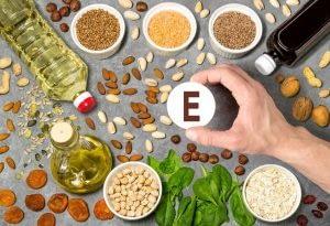 El sistema Prosta contiene vitamina E