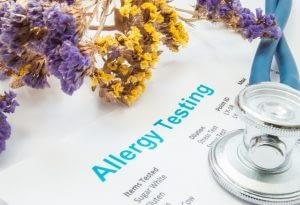 Alergias Away NO Allergy Funciona para el bienestar de la nariz y la garganta