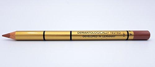 Brooklin Lip Pencil 201 Nu impermeable de larga duración