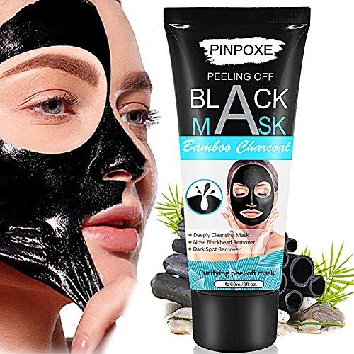 PINPOXE Black Mask, Black Mask, Blackhead Mask, para la eliminación de puntos negros, PINPOXE, HTMMPINPOXE-CM