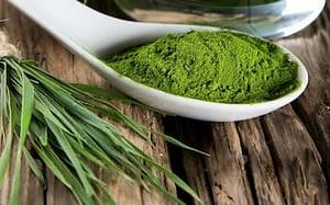 Ingredientes rodiola Rosea y Spirulina