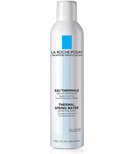 agua termal La Roche Posay - 300 Ml, azul